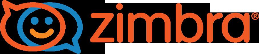 Logotyp för Zimbra e-post