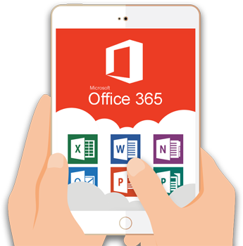 Office 365 on a mobile phone